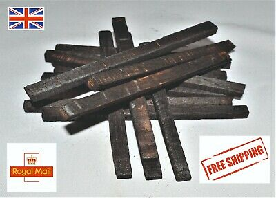 Oak Sticks,Staves for Aging Alcohol, Whiskey,Beer,Cider,Charred