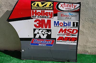 Ryan Reed #16 Lilly Diabetes NASCAR RACE USED X-Finity Sheet Metal (a)