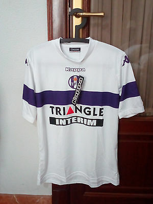Official TOULOUSE FC away shirt used in LIGUE 1 2013/14 season