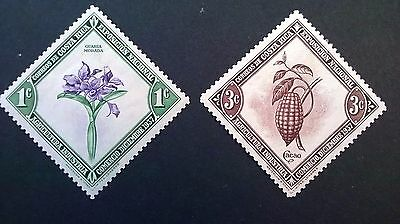 1937 - Costa Rica issued stamps
