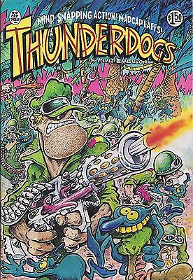 THUNDERDOGS by Hunt Emerson (American edition)