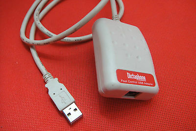 Dictaphone Foot Control USB Adapter 6P6C P/N 148649 USED