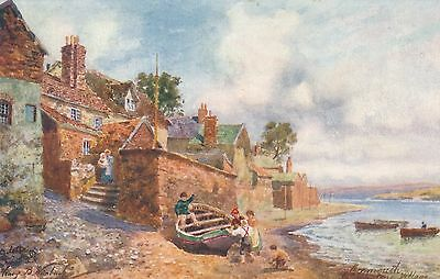 POSTCARD   EXMOUTH       Lympstone       Tuck