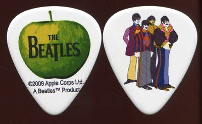 THE BEATLES SGT. PEPPERS  Authentic Apple Guitar Pick by Planet Waves