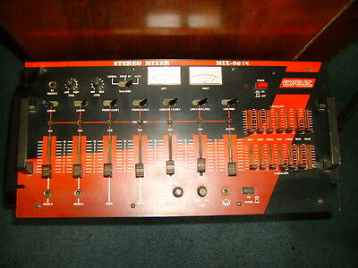 Table De Mixage Expelec Mix 001S Stereo 7 Canaux