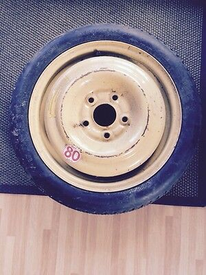 Honda Civic Type R Space Saver Spare Wheel T135/70 D15 99M