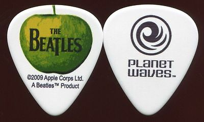 THE BEATLES  Authentic Apple Guitar Pick by Planet Waves