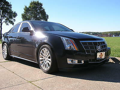 2011 Cadillac CTS Performance 2011 Cadillac CTS4 3.6L Performance Black on Black