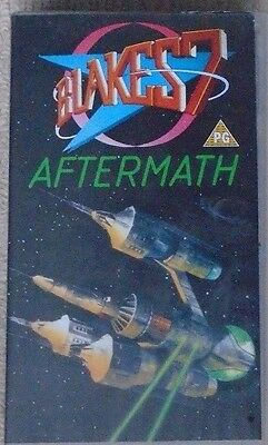BLAKES 7 SEVEN VIDEO - Aftermath - Sequel to Orac - Special Edition