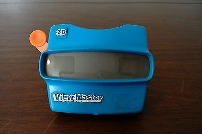 Vintage 3D Viewmaster Made By View-Master International Group Portland Oregon Ma