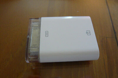 Apple iPad 30-Pin Camera Connection USB Adapter Genuine Apple Product