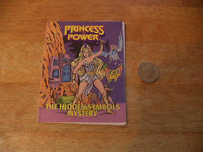 Princess Of Power Very Scarce And Sought After Promo Mini Comic