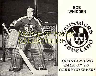 Bob Whidden Photo 8X10