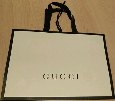 Gucci Paper Gift Bag,  X Large, x1