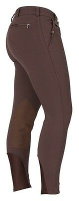 Shires Mens Performance Rochester Breeches, Size 40W Brown - Gents