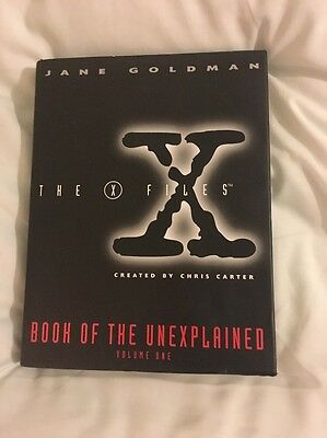 The X-Files - Book of the Unexplained - Volume 1 by Jane Goldman