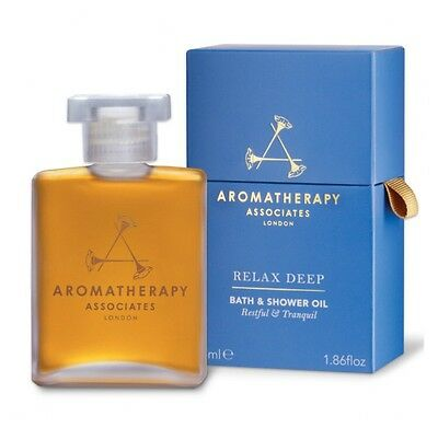 Aromatherapy Associates Relax Deep Bath And Shower Oil