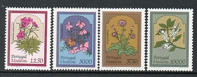 Portugal MNH 1983 Flowers