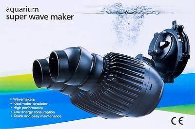 Aquarium Fish Tank Wave Maker - Powerhead Pump Marine Reef Coral Filter