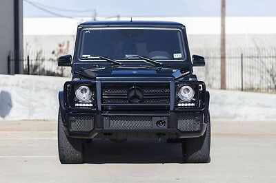 2013 Mercedes-Benz G-Class Base Sport Utility 4-Door G63 AMG, SUPER LOW MILEAGE,MURDERED OUT, EXTRA CLEAN!