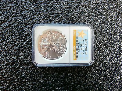 2013-W  burnished  SILVER EAGLE - NGC MS70 - WEST POINT LABEL