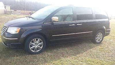 2008 Chrysler Town & Country Limited CHRYSLER TOWN & COUNTRY LIMITED RUNS, DRIVES GREAT TAGGED FOR 2 YEARS