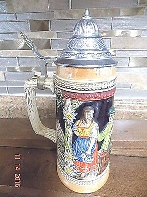 vintage stein made in west  germany