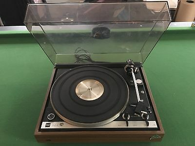 Dual 701 Direct Drive Automatic 2-Speed Audiophile Turntable