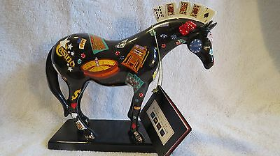 Trail of Painted Ponies Five Card Stud #1459 Card No Box