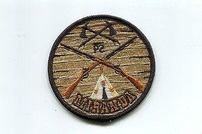 Patch From Philmont Scout Ranch-Outpost Camp- Miranda