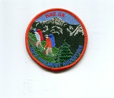 Patch From Philmont Scout Ranch-Adventure Patch - 2007