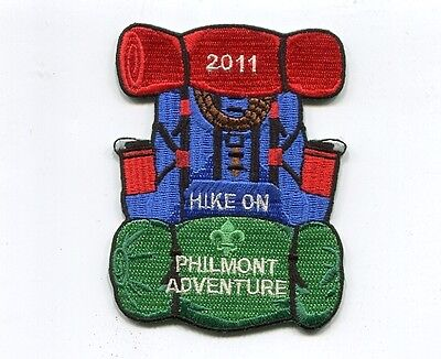 Patch From Philmont Scout Ranch-Adventure  Patch -2011