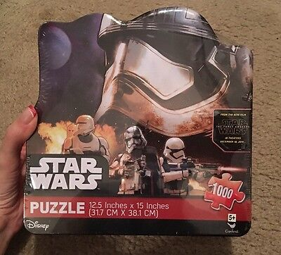 Disney Star Wars Puzzle Tin 1000pc