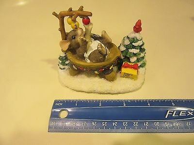 Dean Griff - Charming Tails Baby's First Christmas 1997  #87/705 (#3)