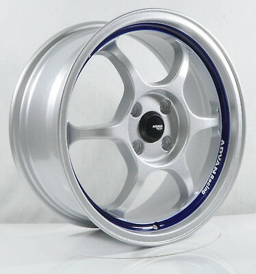4pcs KRANZE 18 inch Mag Wheels Rim 5X114.3 Alloy wheel Car Rims 8460-4
