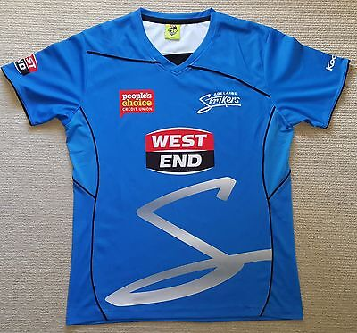 Adelaide Strikers Jersey New Large Big Bash League Cricket
