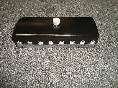 Porsche Fuse Block (8 Pole) With Cover