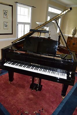 Fabulous Bluthner 7'8 grand piano& Steinway stool (Introductory 2 weeks ONLY!)