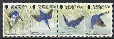 Solomon Islands MNH 1987 Mangrove Kingfisher