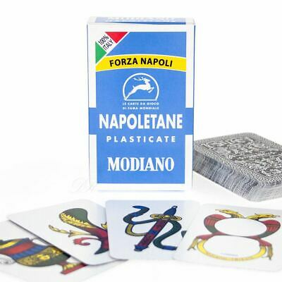 Modiano Napoletane Italian Playing Cards Briscola & scopa ( original )