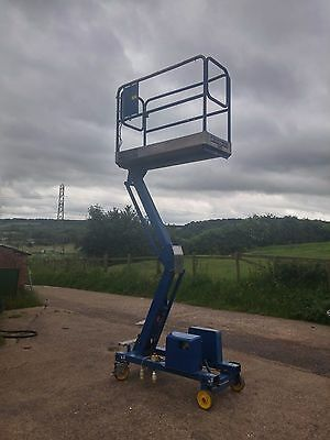 Power Tower  Pop Up Scissor lift Cherry Picker  Access Platform