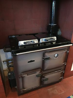 Rayburn Royal Oil Fired