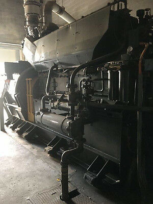 Mirrlees Blackstone diesel engine
