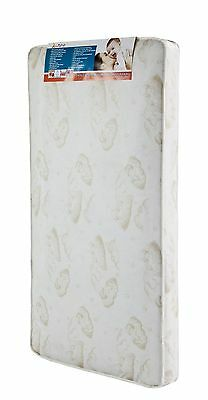 Dream On Me Spring Crib and Toddler Bed Mattress Twilight