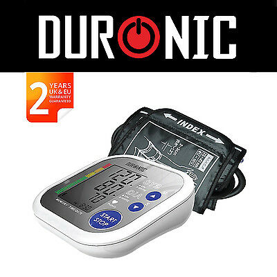 Duronic BPM080 Intelligent Medically Certified Upper Arm Blood Pressure Monitor