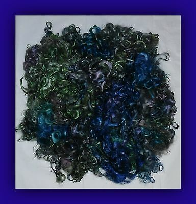 Kettle Dyed Yearling Mohair Locks