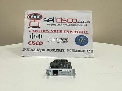 Cisco Hwic-2Shdsl £40 + Vat