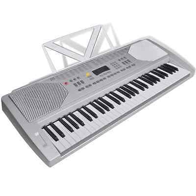 Electronic Digital Piano 61 Key Keyboard Stand Classical 8 Demo Song Electric