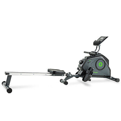 Tunturi Cardio Fit R30 Adjustable Folding Rowing Machine Magnetic Home Rower