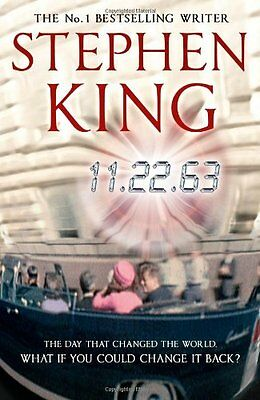 11.22.63 By Stephen King. 9781444727296